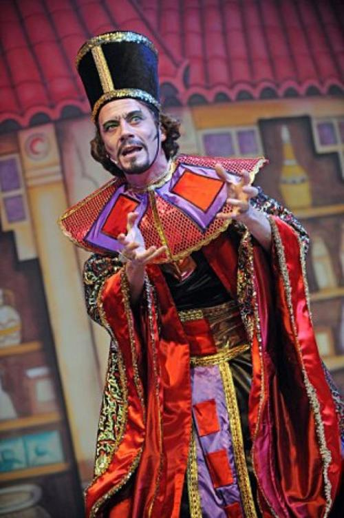 Anthony Spargo Greenwich Panto