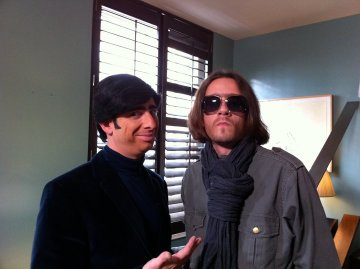 Liam and Lenny